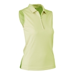 Daily Sports Macy Sleeveless Sunny Lime Polo