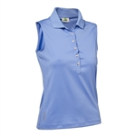 Daily Sports Mindy Sleeveless Polo - Blue Bell