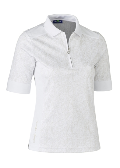 Daily Sports Tania 1/2 Sleeve Polo - Sahara
