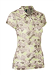 Daily Sports Carson Mesh Polo - Sahara Camo