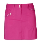 Daily Sports Miracle Golf Skort - Raspberry