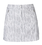 Daily Sports Leja Wind Skort - Zebra Cloud