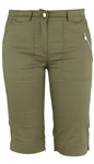 Daily Sports Devon Techno Cotton Short - Khaki Green