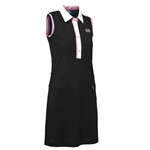 Daily Sports Amelia Golf Dress - Black