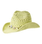 Daily Sports Montserrat Hat - Sunny Lime