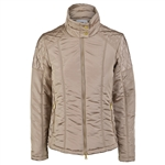 Daily Sports Skylar Quilted Gold Wind Jacket