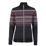 Daily Sports Georgia Black Knit Cardigan