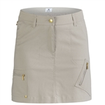 "Daily Sports Emma 17.5"" Sahara Golf Skort"