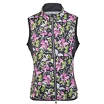 Daily Sports Liliana Floral Wind Vest