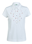 Daily Sports Lady Swing Short Sleeve Polo