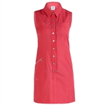 Daily Sports Miracle Marina Tomato Golf Dress