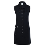 Daily Sports Miracle Marina Black Golf Dress
