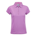 Daily Sports Macy Cap Sleeve Golf Polo - Veronia