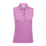Daily Sports Mindy Sleeveless Polo - Veronica