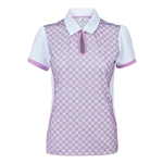Daily Sports Prizzie Short Sleeve Polo - Veronica
