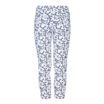 Daily Sports Magic City High Water Pant - White Coral