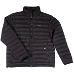 Gyde Khione Men's Puffer Jacket - Black