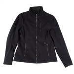 Gyde Zenith Women's Fleece Jacket - Black