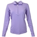 SanSoleil SolTek UV50 Long Sleeve Lavender Tops