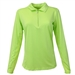 SanSoleil SolTek UV50 Long Sleeve Lime Tops