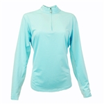 SanSoleil SunGlow UV50 Long Sleeve Cool Blue