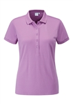PING Faraday Short Sleeve Golf Polo - Berry