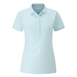 PING Sumner Short Sleeve Golf Polo - Surf Blue