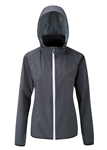 PING Zero Gravity Ultra Lightweight Rain Jacket - Black