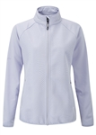 PING Chilton Fleece Golf Jacket - Ice