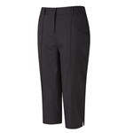 PING Sinead 3/4-Length Golf Pant - Black