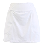 B-Skinz White Golf & Tennis Skort