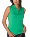 Chase54 Cosmo Sleeveless Polo - Shamrock