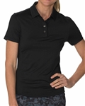 Chase54 Leisure Short Sleeve Polo - Black