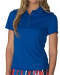 Chase54 Brooklyn Short Sleeve Polo - Cobalt