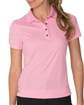 Chase54 Brooklyn Short Sleeve Polo - Pink