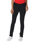 Chase54 Motion Stretch Knit Golf Pant - Black