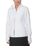 Chase54 Glamour Lined Wind Jacket - White