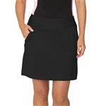 Chase54 Black Pax Golf Skort