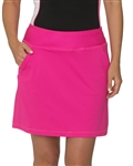 Chase54 Hot Pink Pax Golf Skort
