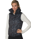 Chase54 Para Puffer Golf Vest - Camo Print