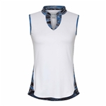 Chase54 Firth Sleeveless Polo
