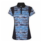 Chase54 Mere Cap Sleeve Polo