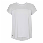 Chase54 Bayou Cap Sleeve Top - White