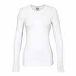 Chase54 Spry Long Sleeve Scoopneck Top