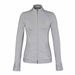 Chase54 Vital Active Jacket - Ash Heather
