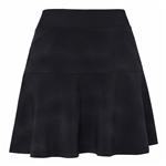 "Chase54 Strait 15"" Reflective Black Golf Skort"