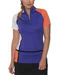 Chase54 She-Ra Short Sleeve Polo - Colorblock