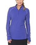 Chase54 Prince Mid-layer Pullover - Iris