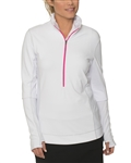 Chase54 Solstice Stretch Pullover - White