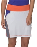 Chase54 Starship Golf Skort - White